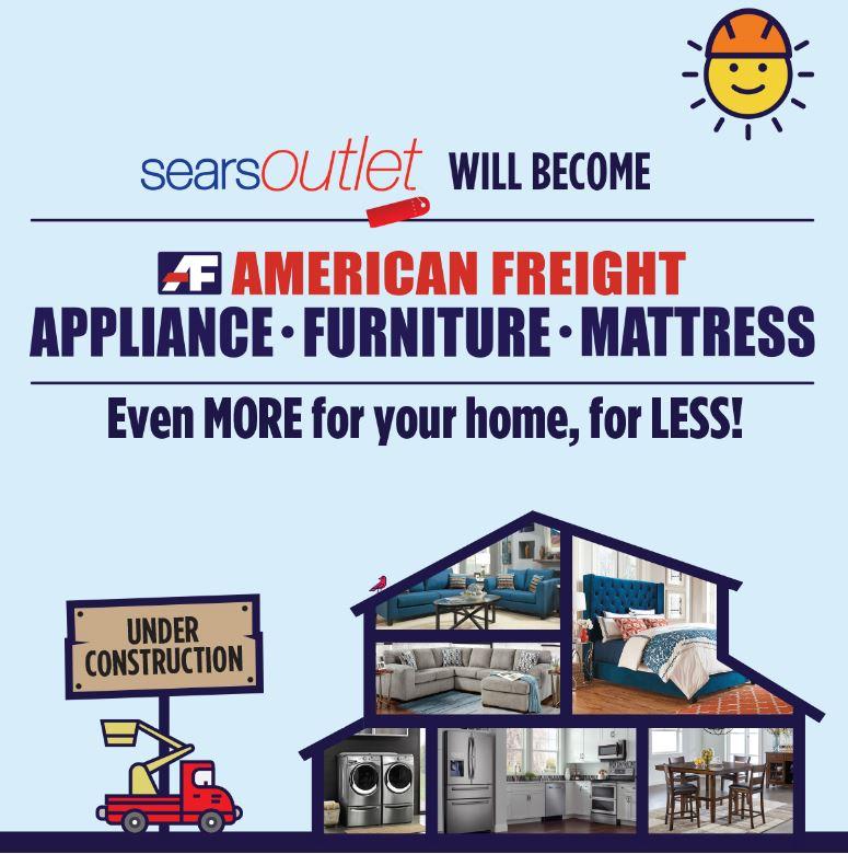 American Freight Furniture And Mattress: Appliance, Furniture, Mattress