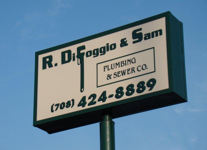 R Difoggio Sam Plumbing Sewer Company 5712 111th St Chicago Ridge Il 60415 Yp