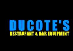 Ducote's Restaurant & Bar Equipment - Baton Rouge, LA