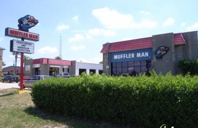 Muffler Man - Orlando, FL