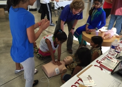 CPR Training Core, LLC. - San Antonio, TX. Teaching CPR to the youth in our community.
