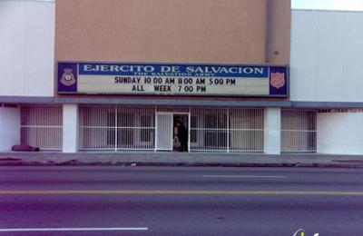 Salvation Army Community Center - Los Angeles, CA
