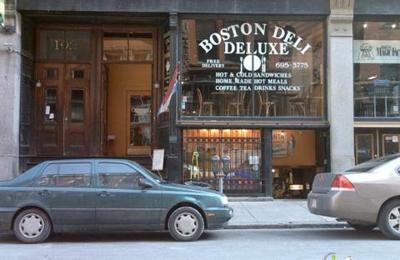 Trattoria Andiamo - Boston, MA