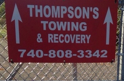 Thompson's Towing - Lancaster, OH