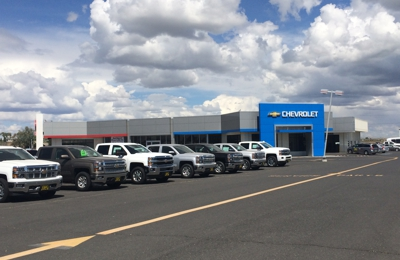 Bud Clary Chevrolet Of Moses Lake 12056 N Frontage Rd E Moses Lake