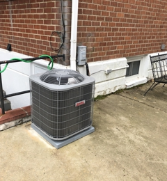 J & M Heating and Cooling - Drexel Hill, PA. Phil did great work!