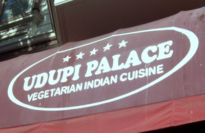 Udupi Palace - San Francisco, CA