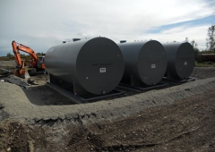 Steppers Construction Inc - Wasilla, AK