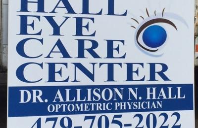 Hall Eye Care Center - Clarksville, AR