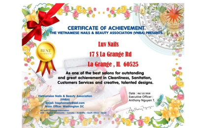 Luv Nails - La Grange, IL