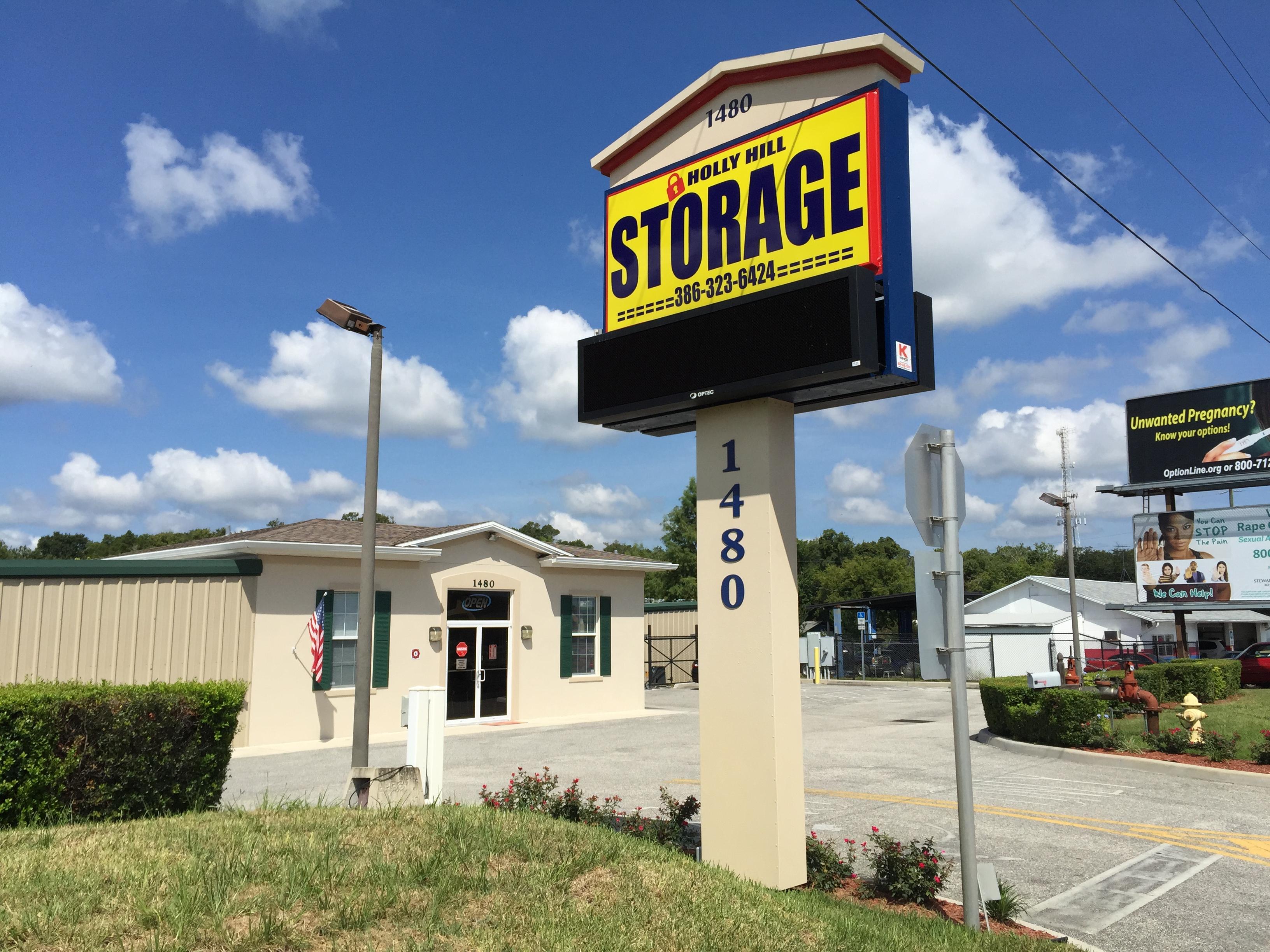 & Holly Hill Mini Storage 1480 N Nova Rd Daytona Beach FL 32117 - YP.com