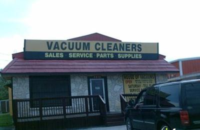House of Vacuums - San Antonio, TX