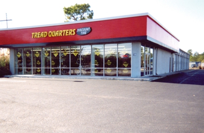 Tread Quarters Discount Tire - Columbia, SC