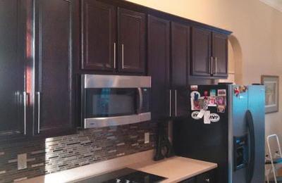 Custom Kitchen Cabinet Refinishing 13563 Texas Woods Cir Orlando Fl 32824 Yp Com