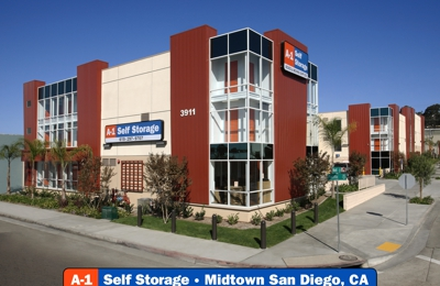 A-1 Self Storage - San Diego, CA