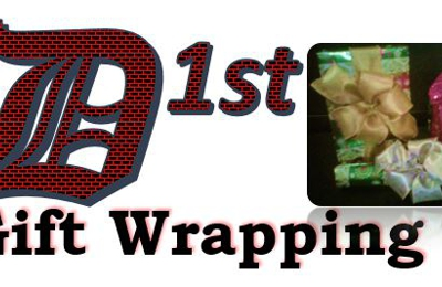 D1st Gift Wrapping - Grosse Pointe, MI