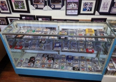M&J Video Games & Collectibles Grand Slam Sports Card
