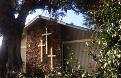 Christian Life Church - San Leandro, CA. Front of the church building