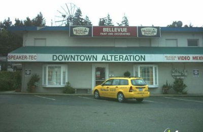 Downtown Alterations - Bellevue, WA