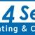 Air 4 Seasons Heating & Cooling Inc