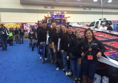 Duchniks Auto Service Center Inc.. The duchnik team received there new rollback at the Baltimore towing convention November 2015