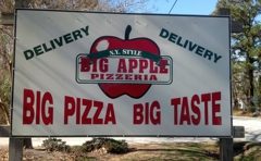 Big Apple Pizzeria