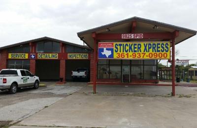 Sticker Xpress - Corpus Christi, TX