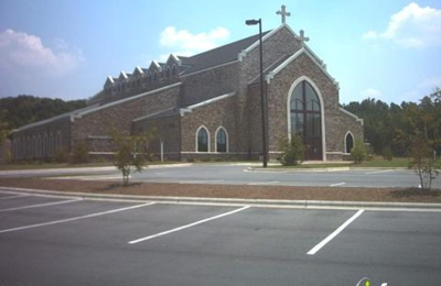 St James Catholic Church - Concord, NC