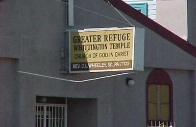 Greater Refuge Church of God In Christ - Oakland, CA