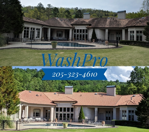 Washpro - Birmingham, AL