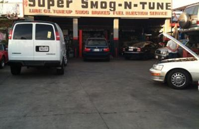 Super Smog N Tune - Maywood, CA
