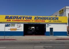 Radiator Engineer - Oakland, CA
