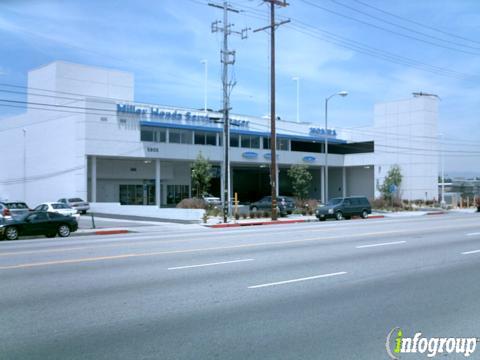 Miller Honda Service Center 5905 Sepulveda Blvd, Van Nuys, CA 91411