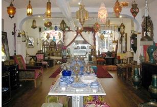 Sheherazade - Interior