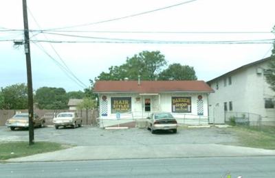 Benavides Barber Shop - San Antonio, TX