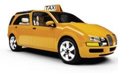 Texas Yellow & Checker Taxis