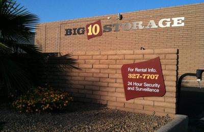 Big Ten Storage   Palm Springs, CA