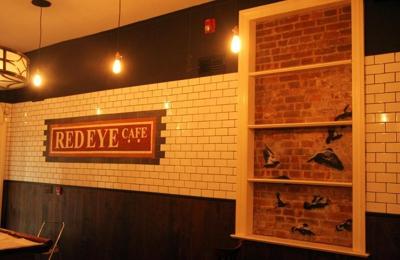 Red Eye Cafe - Montclair, NJ