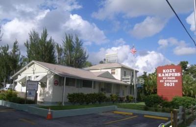 Kozy Kampers RV Park & RV Storage - Fort Lauderdale, FL