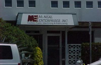 McNeal Enterprises Inc. - San Jose, CA