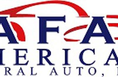 American Federal Auto - Summerville, SC