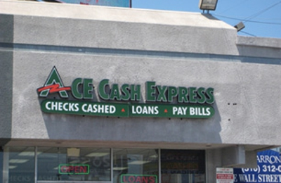 ACE Cash Express - Tomball, TX
