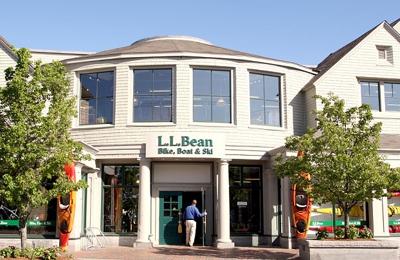 L.L. Bean Bike, Boat & Ski Store - Freeport, ME