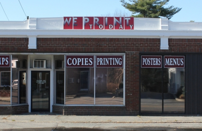 We Print Today - Copy Shop & Printer - Plymouth County & Cape Cod - Plymouth, MA
