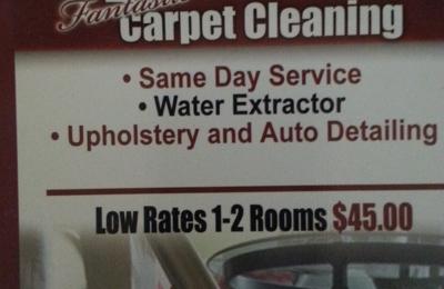 L Photos 1 Upshaw Fantastic Carpet Cleaning  Detroit