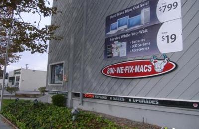 We Fix Macs - Palo Alto, CA