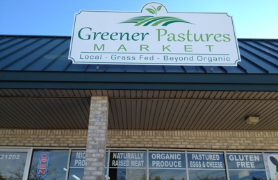 Greener Pastures Market - South Lyon, MI