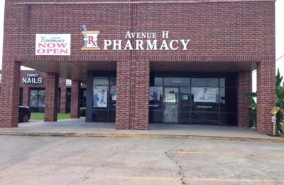 Avenue H Pharmacy - Rosenberg, TX