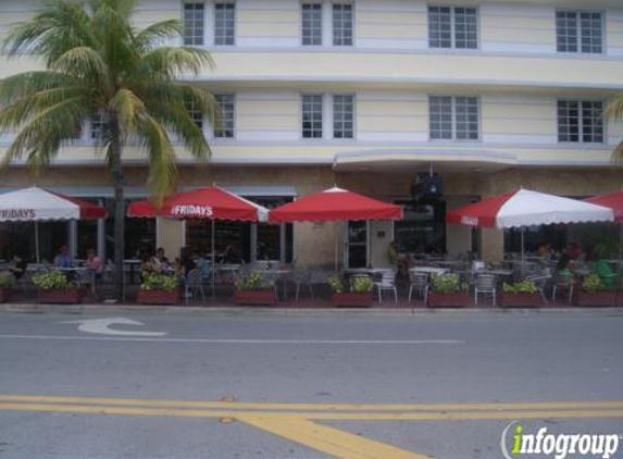 TGI Fridays - Miami Beach, FL