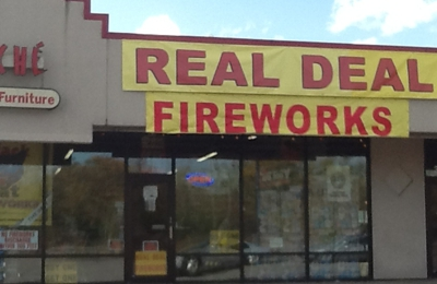 Real Deal Fireworks - Waterford, MI